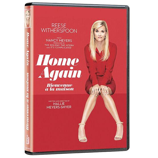 Home Again - DVD