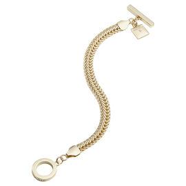 Anne Klein Chain Bracelet - Gold Tone