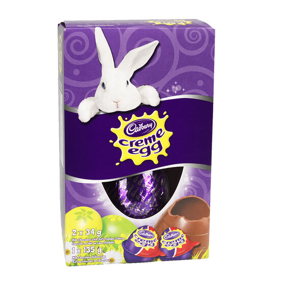 Cadbury Hollow Crème Eggs - 203g