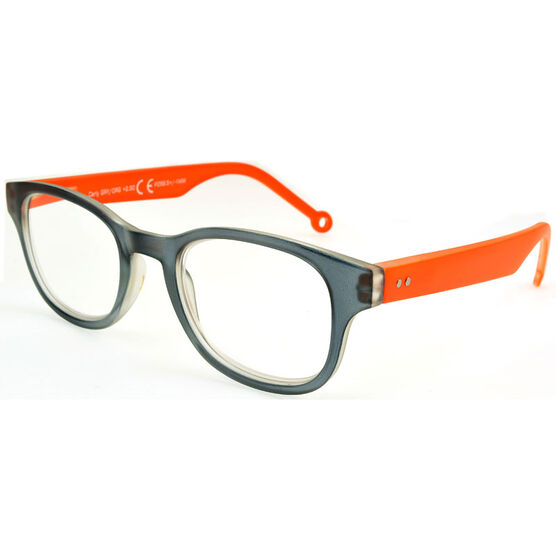 Foster Grant Carly Reading Glasses with Case - 2.00