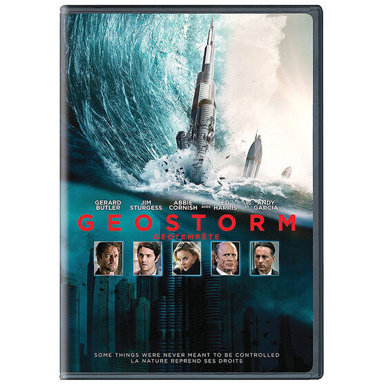 Geostorm - DVD