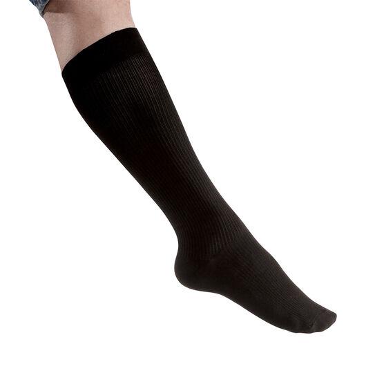 Silvert's Ladies Compression Socks - Black
