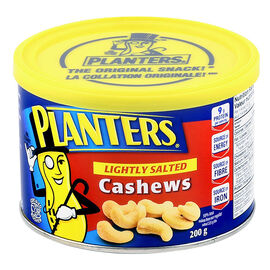 Planters Cashews - Light Salt - 200g