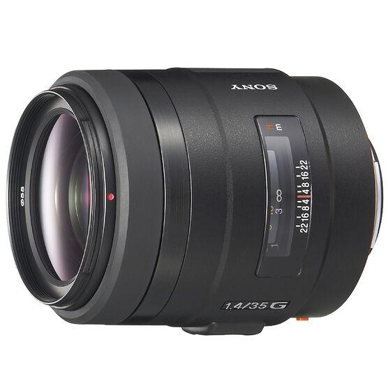 Sony 35mm f/1.4 Wide Angle G Lens - SAL35F14G