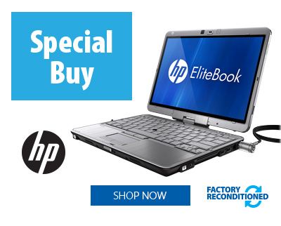 HP 2760P Elitebook