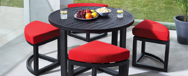 Outstanding Outdoor Living Shop Patio Furniture Outdoor Lighting Gmtry Best Dining Table And Chair Ideas Images Gmtryco