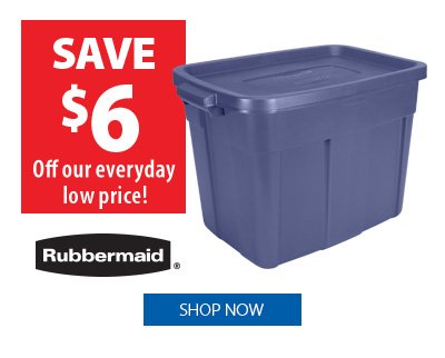 Rubbermaid - Save $6 off our everyday low price