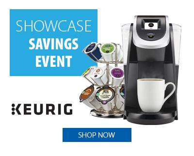 Showcase Savings Event - Keurig