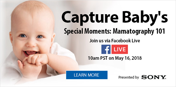 Baby Facebook Live Event
