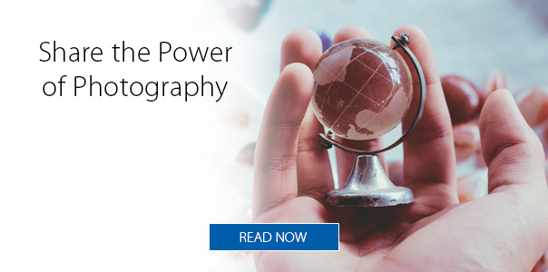 Celebrate World Photo Day by Sharing the Power of Photography