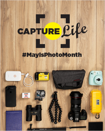 May is Photo Month