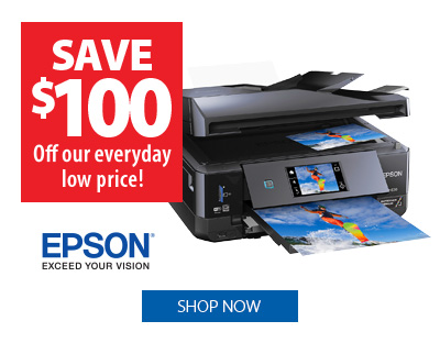 Epson - Save $100 off our everyday low price