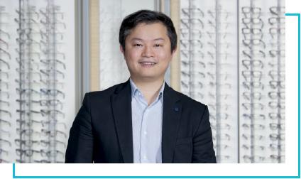 Dr. Edward Hsieh