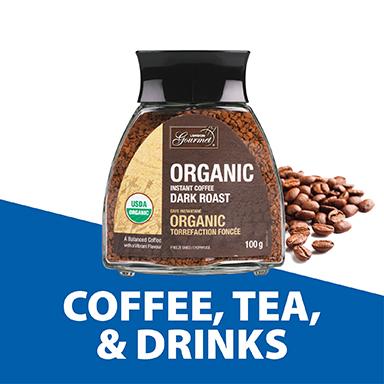 Coffee, Tea, & Drinks