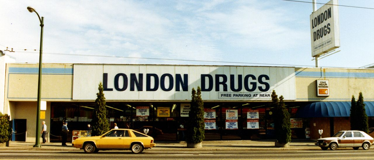 London Drugs - 1978