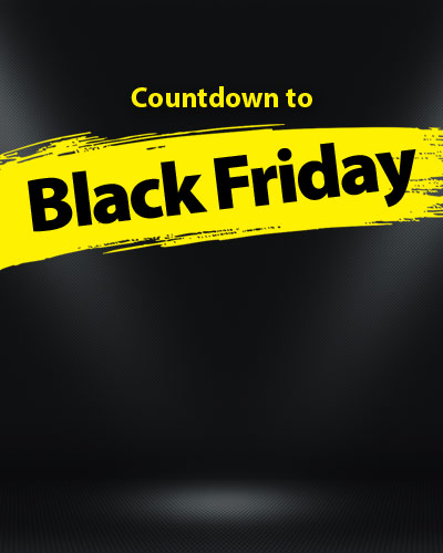 BIG Black Friday Savings No Driving Required! • The Prairie