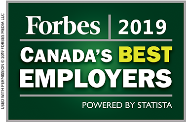Forbes 2018 - Canada's Best Employers