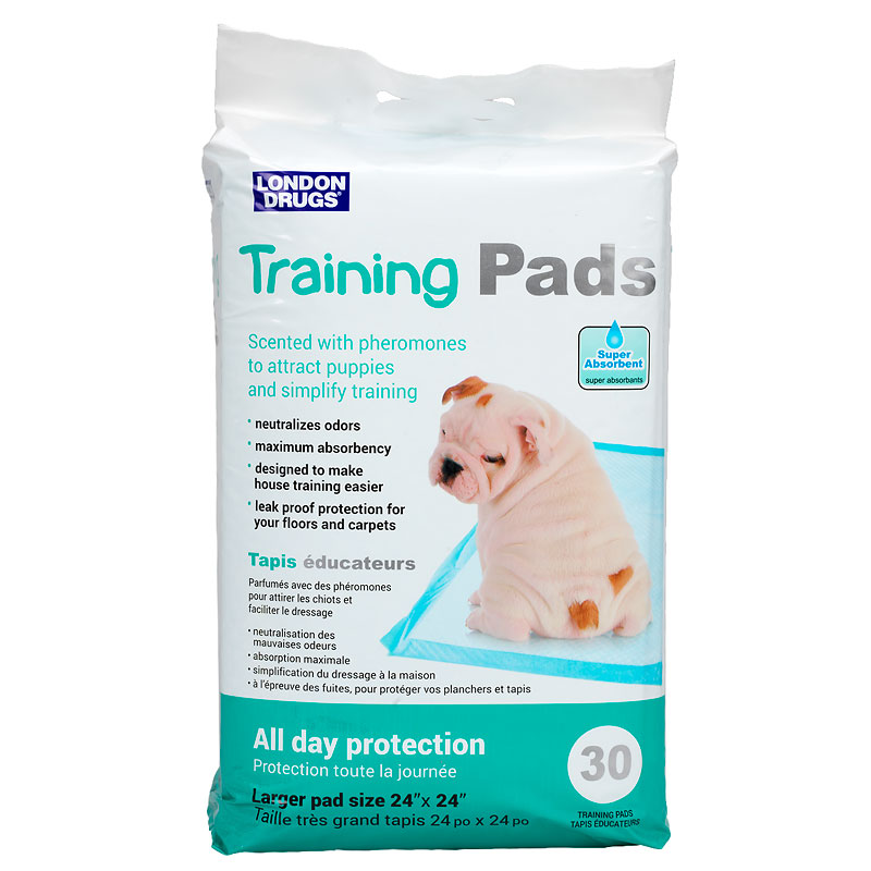 London Drugs Puppy Training pads - 30's