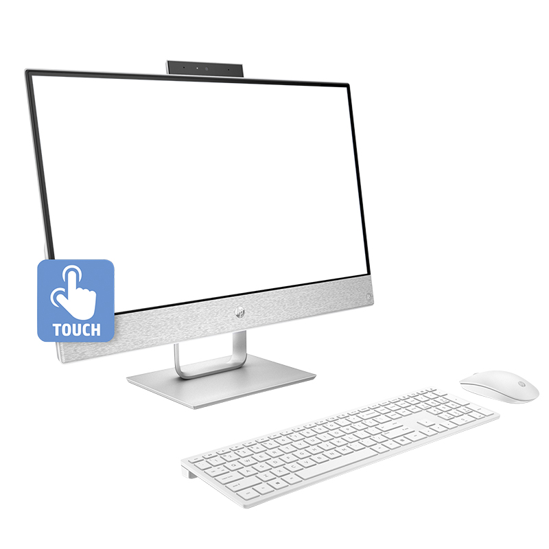 HP Pavilion All-in-One Desktop Computer 24-x020 - 24 Inch - AMD A12 - 2HJ19AA#ABA - DEMO UNIT OPEN BOX