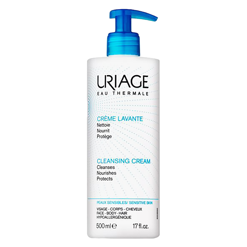 Uriage Cleansing Cream 500ml London Drugs