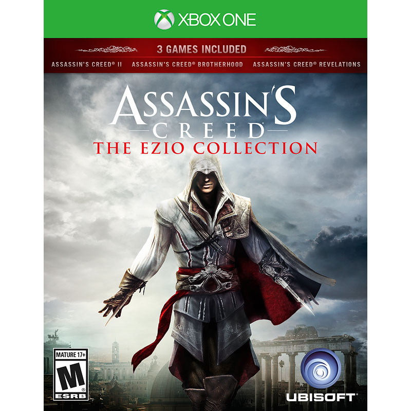 Xbox One Assassin S Creed The Ezio Collection London Drugs