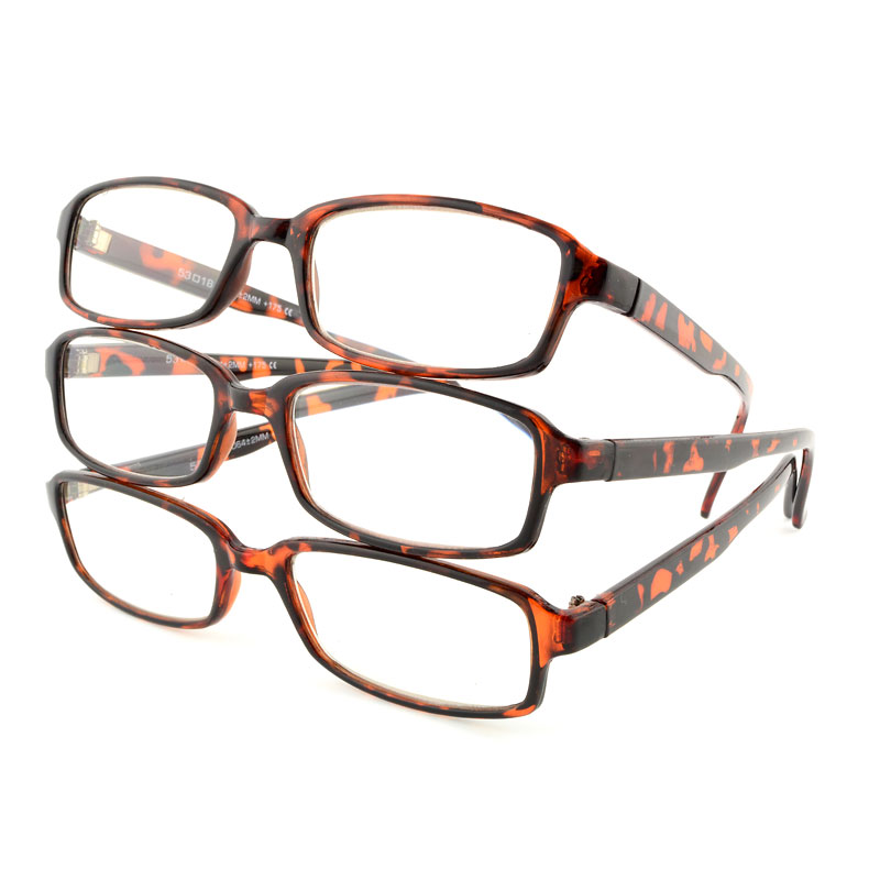 Foster Grant Hadley Reading Glasses - Tortoiseshell - 1.50