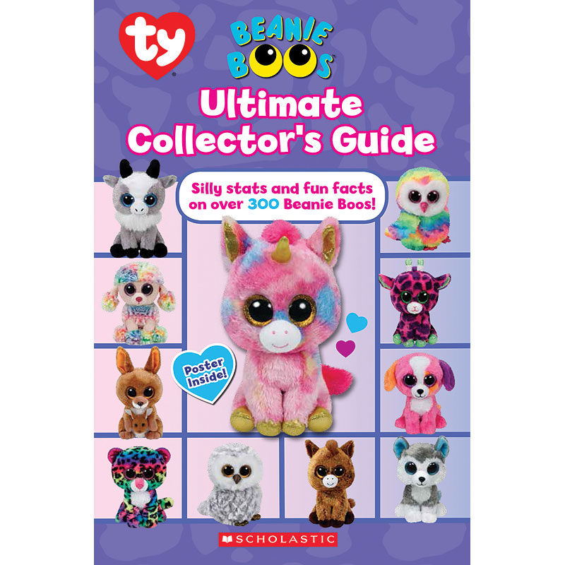Beanie Boos: The Ultimate Collector's Guide by Meredith Rusu