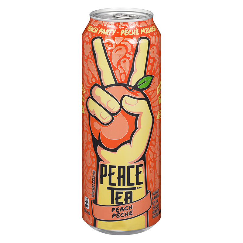 Peace Tea - Peach Party - 695ml