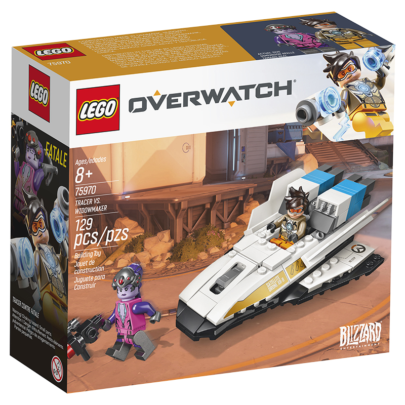 LEGO® Overwatch - Tracer vs. Widowmaker - 75970