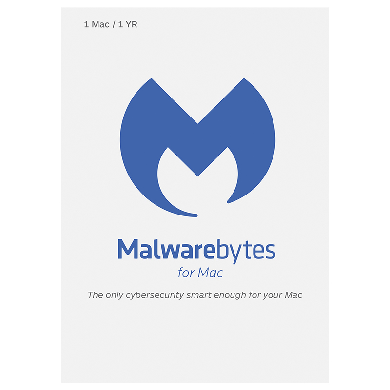 Malwarebytes Mac Edition - 1 Mac - 1 Year - 8542480055