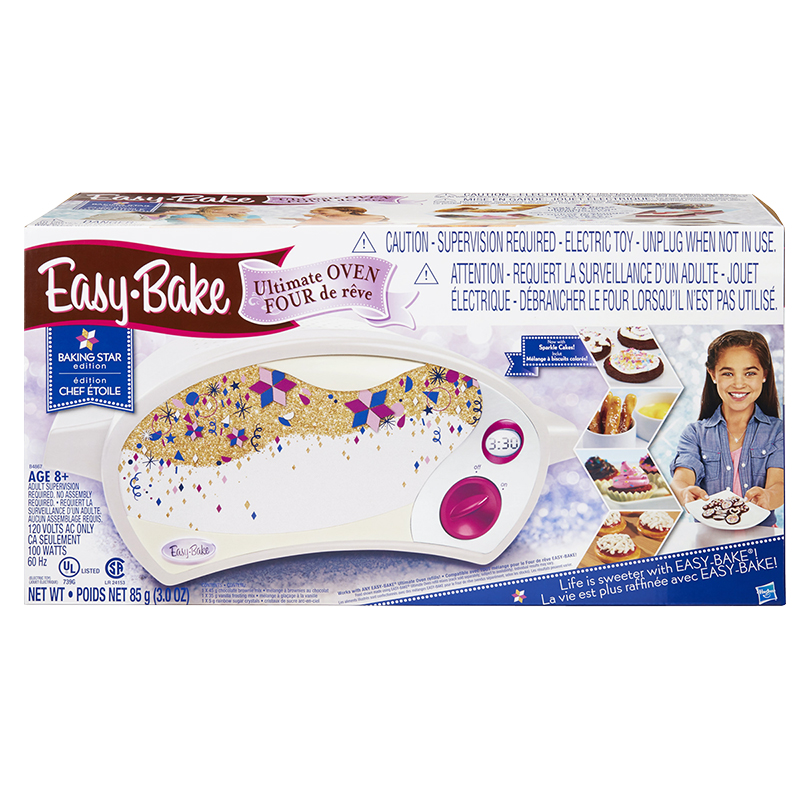 Easy Bake Oven Baking Star Edition