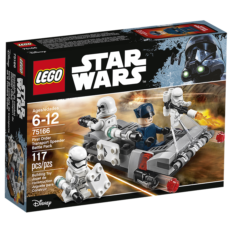 LEGO Star Wars - First Order Transport Speeder Battle Pack