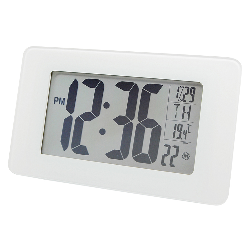 Marathon Mirror Wall Clock - CL030041WG