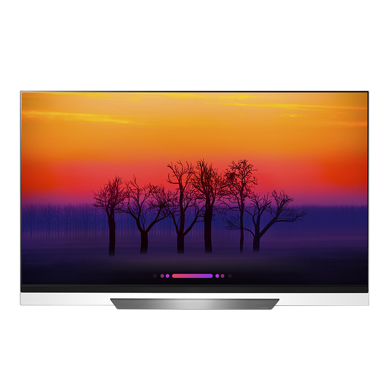 LG 65-in OLED 4K UHD Smart TV with webOS 4 0 - OLED65E8P - Open Box Display  Model
