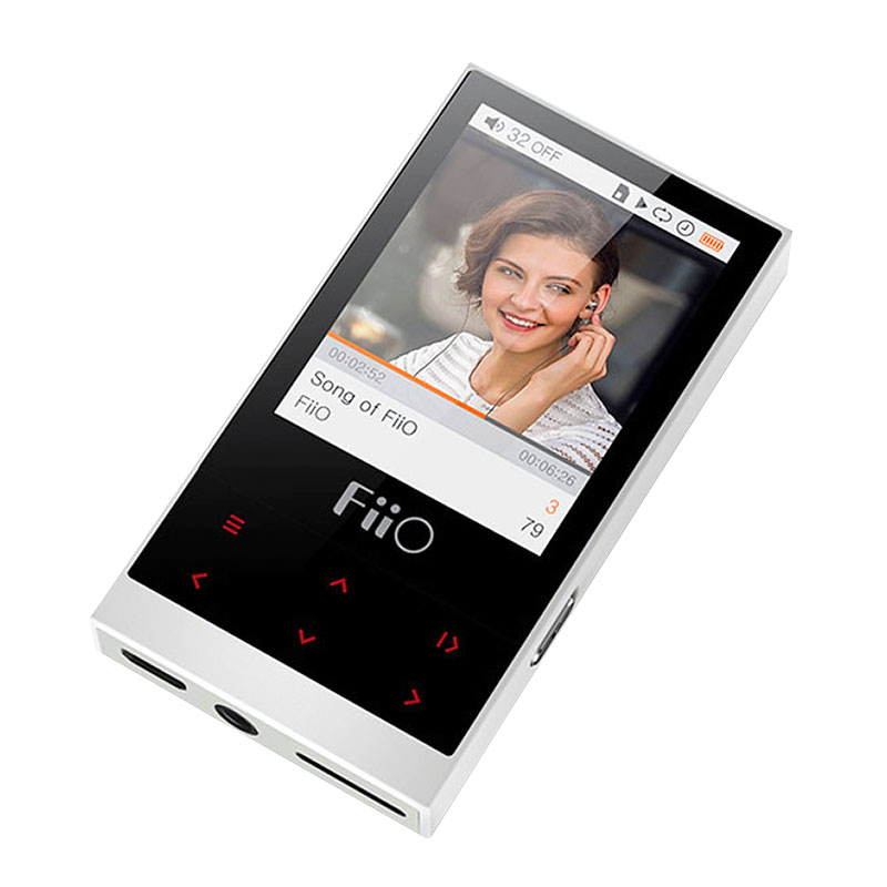 FiiO Portable Music Player - 8GB - White - M3