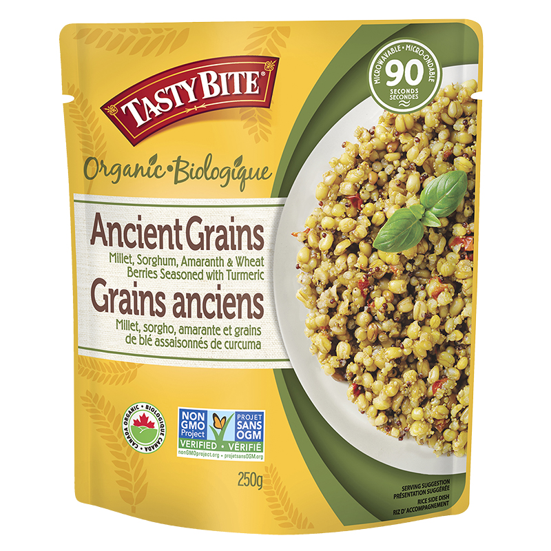 Tasty Bite - Organic Ancient Grains - 250g