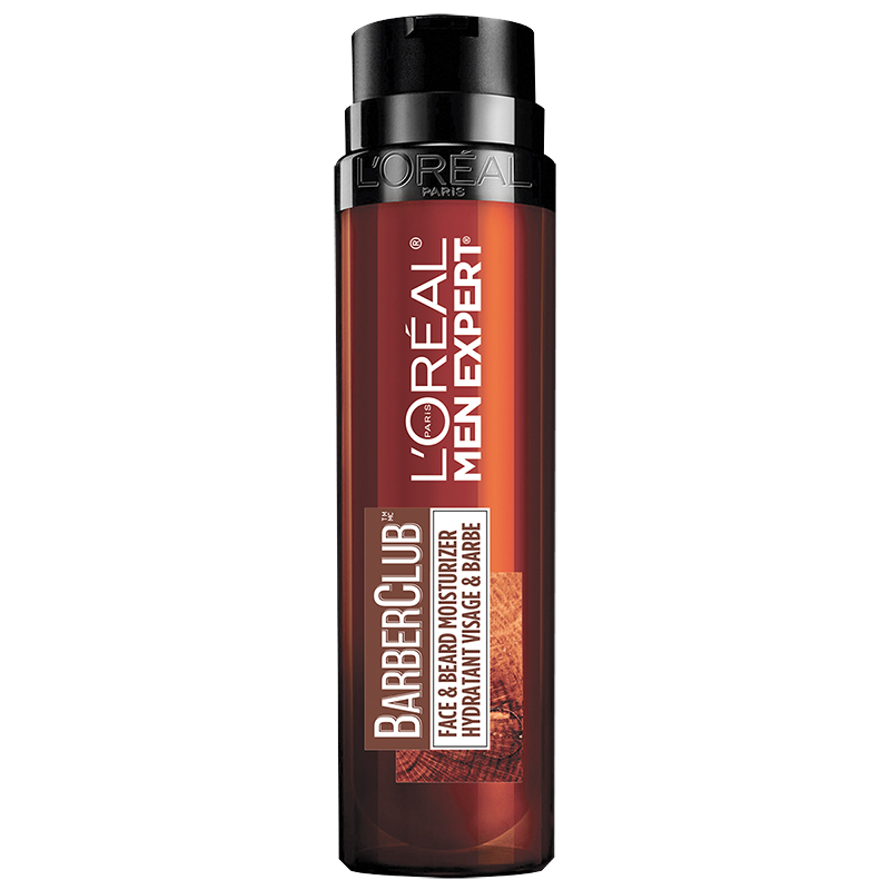 L'Oreal Men Expert BarberClub Face & Beard Moisturizer - 50ml