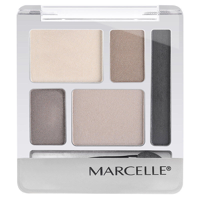 Marcelle Quintet Eyeshadow - Haute Nude