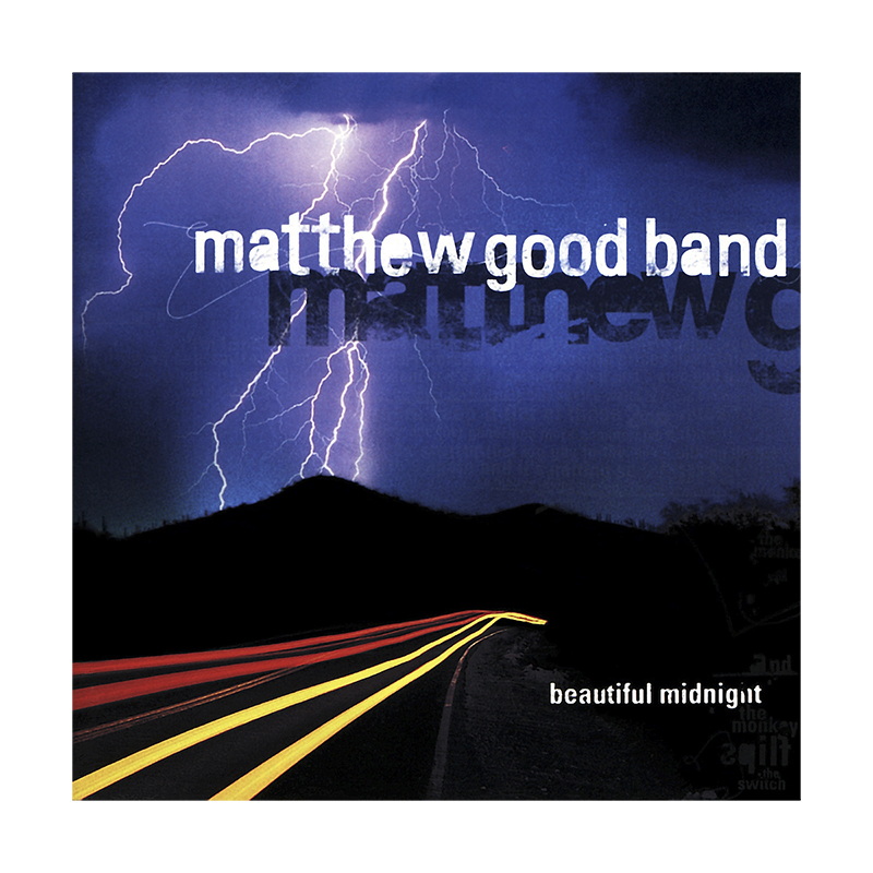 Matthew Good - Beautiful Midnight - Vinyl