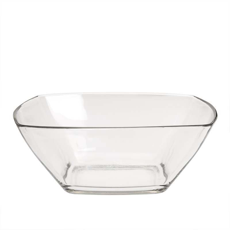 Bormioli Square Glass Bowl - 22.8cm