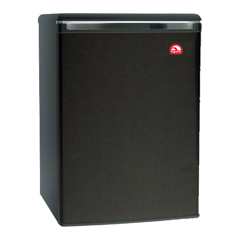 Igloo 3.2 cu.ft. Compact Fridge - Black - FR328
