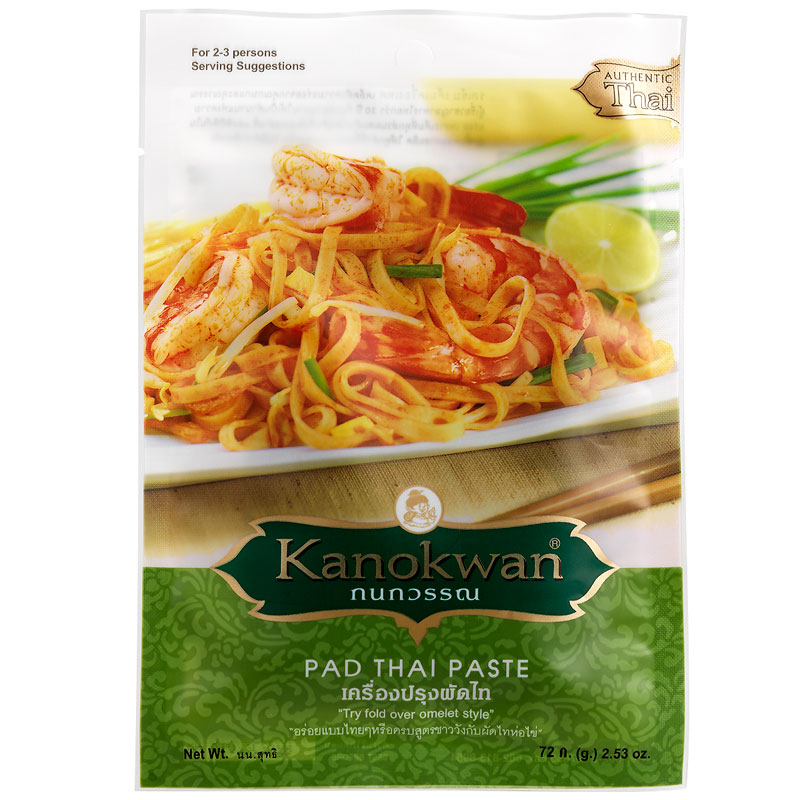 Kanokwan Pad Thai Paste - 72g