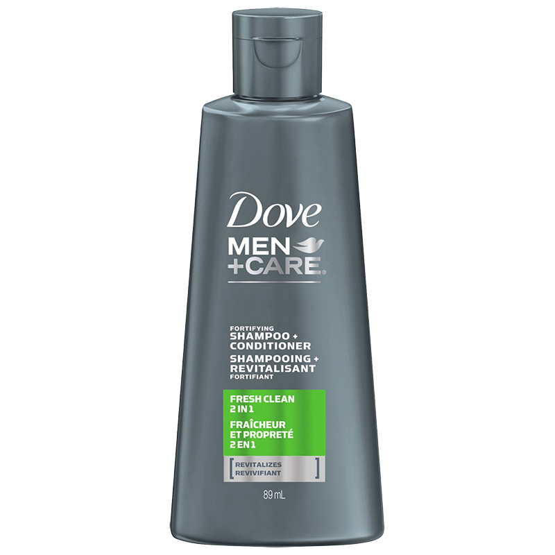 Dove Men +Care Fresh Clean Shampoo + Conditioner - 89ml