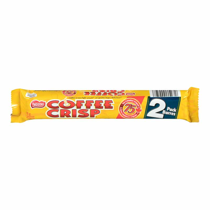 Nestle King Size Coffee Crisp - 75g