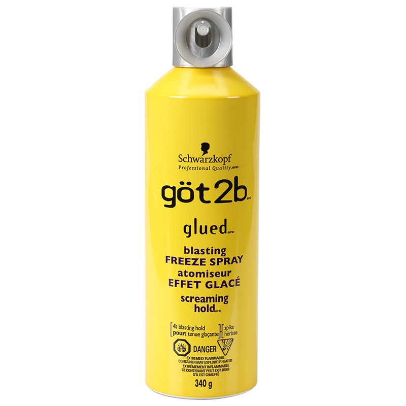 got2b Glued Blasting Freeze Spray - 340g