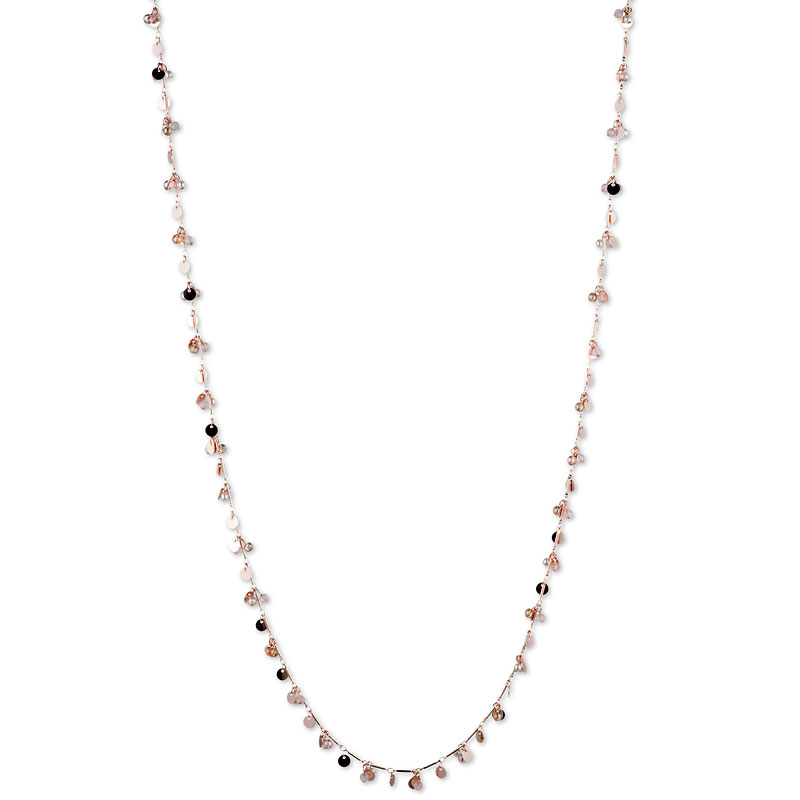 Lonna & Lilly Chain Necklace - Rose Gold