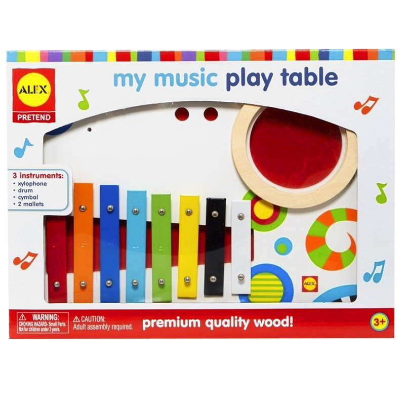 Alex My Music Play Table