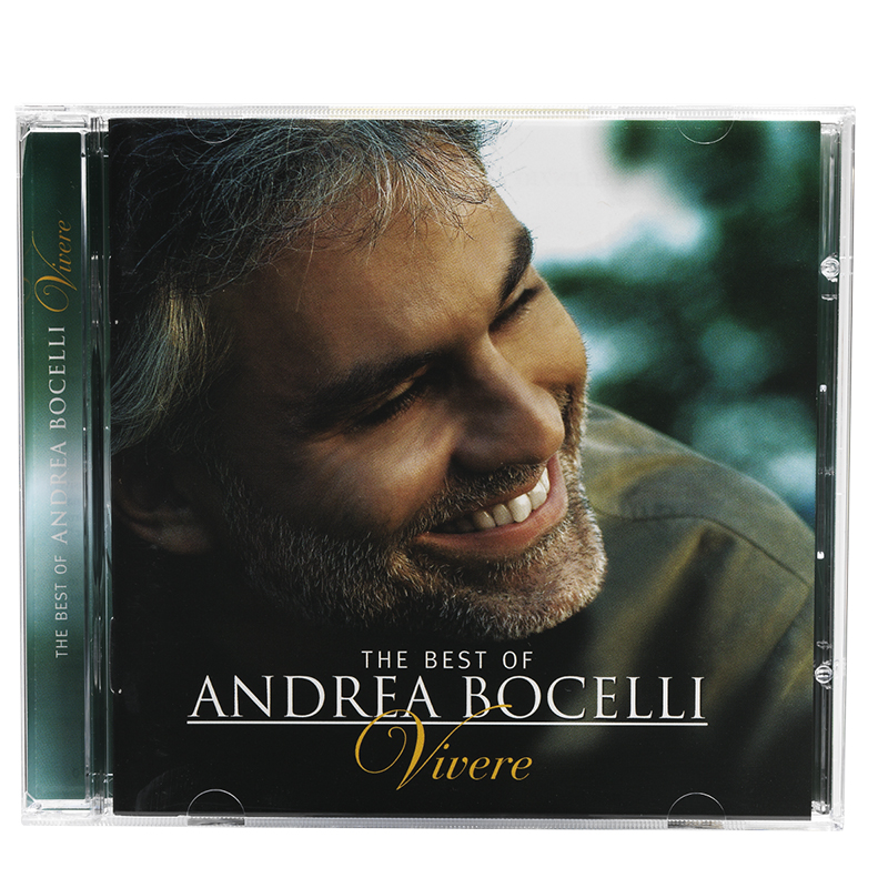 The Best of Andrea Bocelli - Vivere - CD