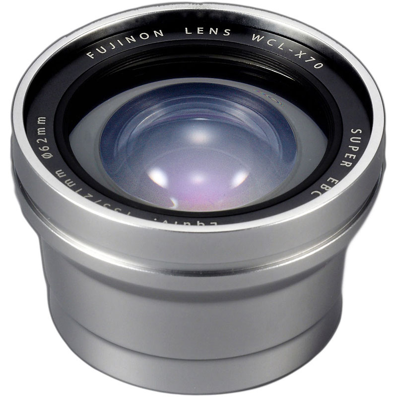 Fuji X70 Wide Conversion Lens