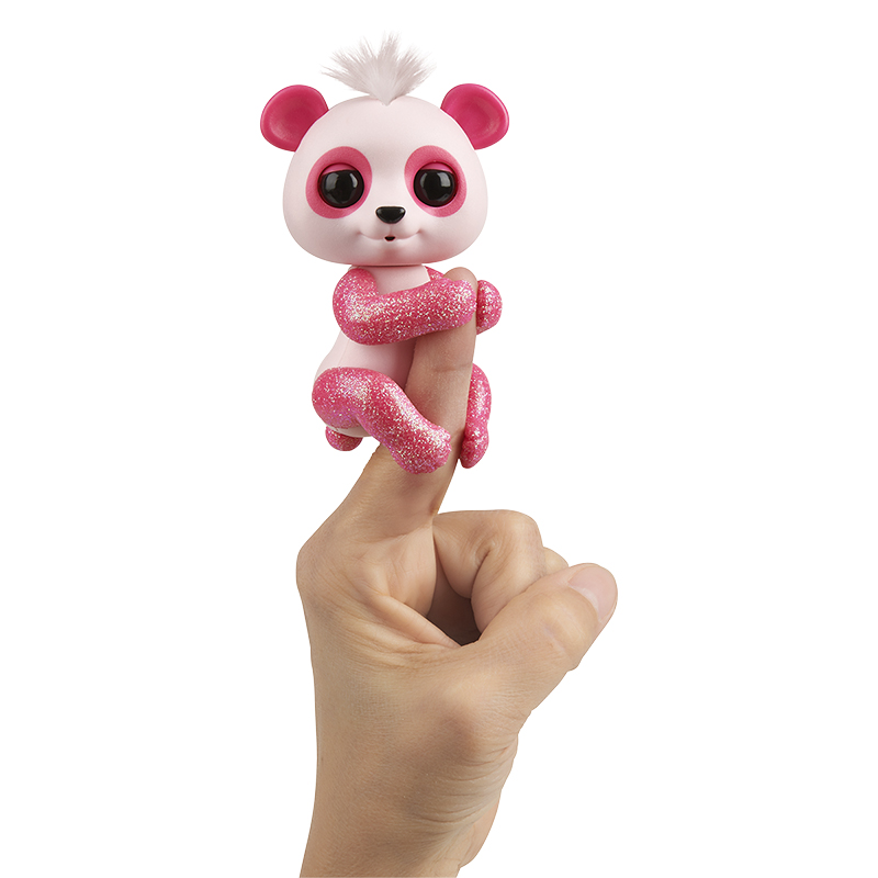 Wowee Fingerling Glitter Panda - Polly